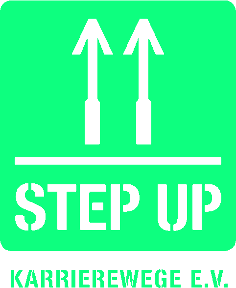Logo: Step up!